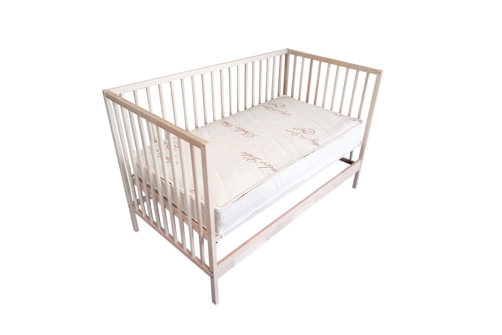 Pure wool, Organic cotton, Breathable Baby Mattress