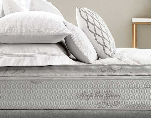 Dolce Vita® Pillow Top on a Bed
